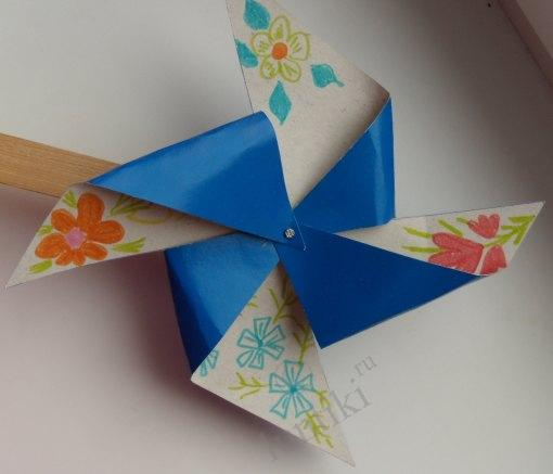 How To Make A Rotator From Paper