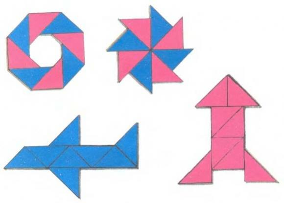 Children and creativity. Geometrical applications for kids / Arts ...